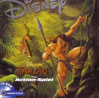 Tarzan Full Game Download