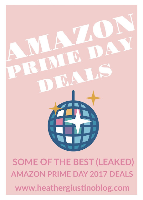 heather giustino blog some of the best deals for amazon prime day 2017. Black Bedroom Furniture Sets. Home Design Ideas