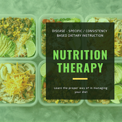 Service : Nutrition Therapy