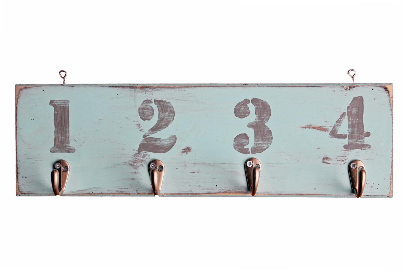 lillis handcraft holzschilder garderobe hakenleise im. Black Bedroom Furniture Sets. Home Design Ideas