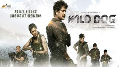 WILD DOG 2021 Hindi Dubbed Full Movie Download 480p HD