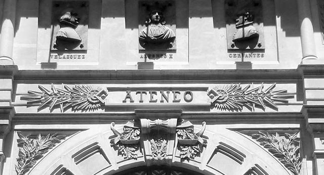 Al Ateneo y a la sociedad de Madrid, por Miguel Pastrana