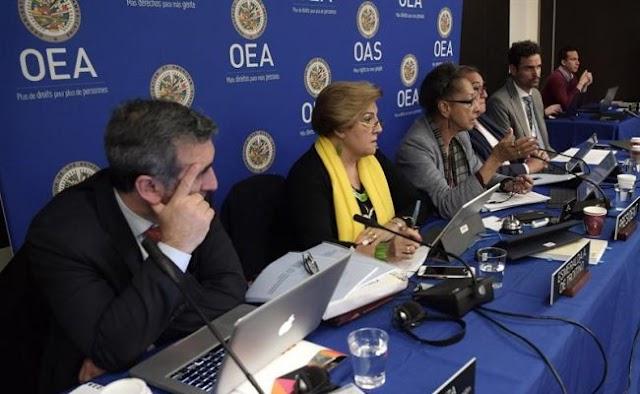 CIDH presenta informe sobre Corrupción y Derechos Humanos,Sugiere Sociedad Civil y poblaciones exijan erradicar corrupción