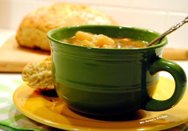 Grandma's Irish Stew at Miz Helen's Country Cottage