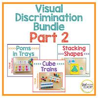 Visual Discrimination Bundle Part 2