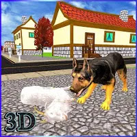 Wild Dog Attack Simulator 3D Apk Download for Android