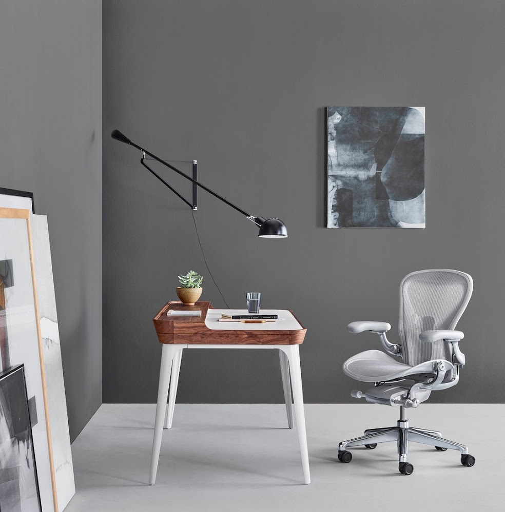 Herman-Miller-ergonomic-study-chair
