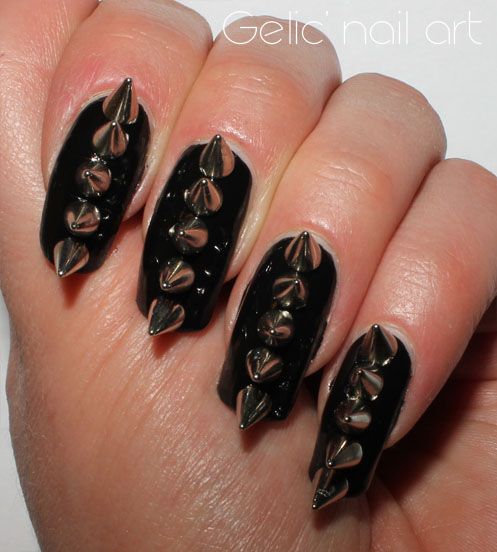 I Knew From The Beginning That This Wasn T Wearable Or Even Long Lasting But Hey See One More As Conceptual Art Than A Manicure Per Ce