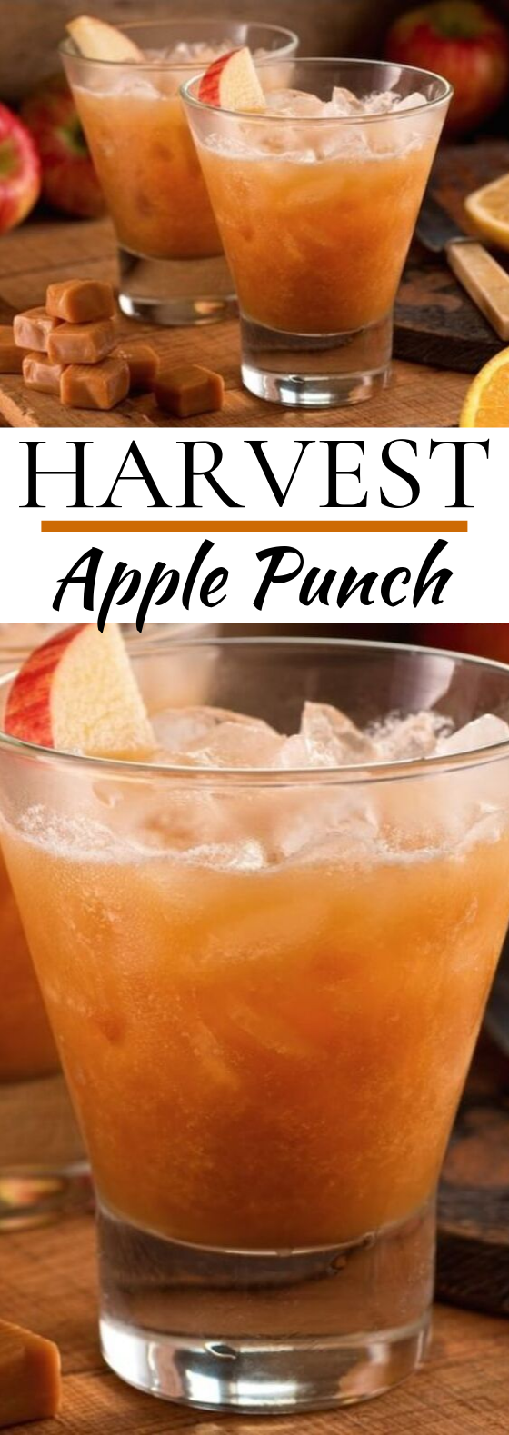Harvest Punch #drinks #cocktails