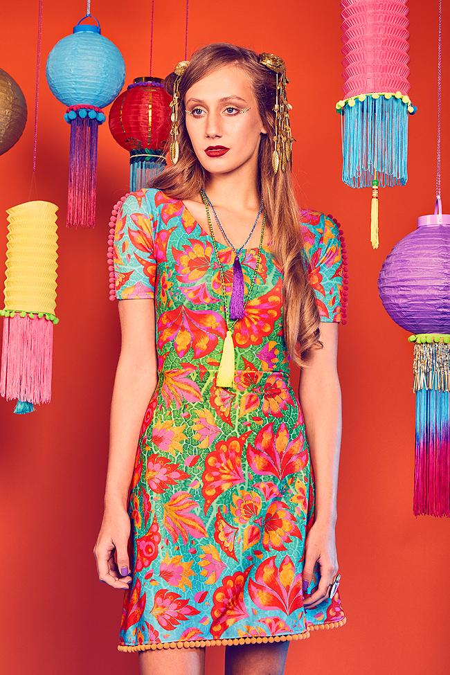 L.O.M, Vendala, lycra dress