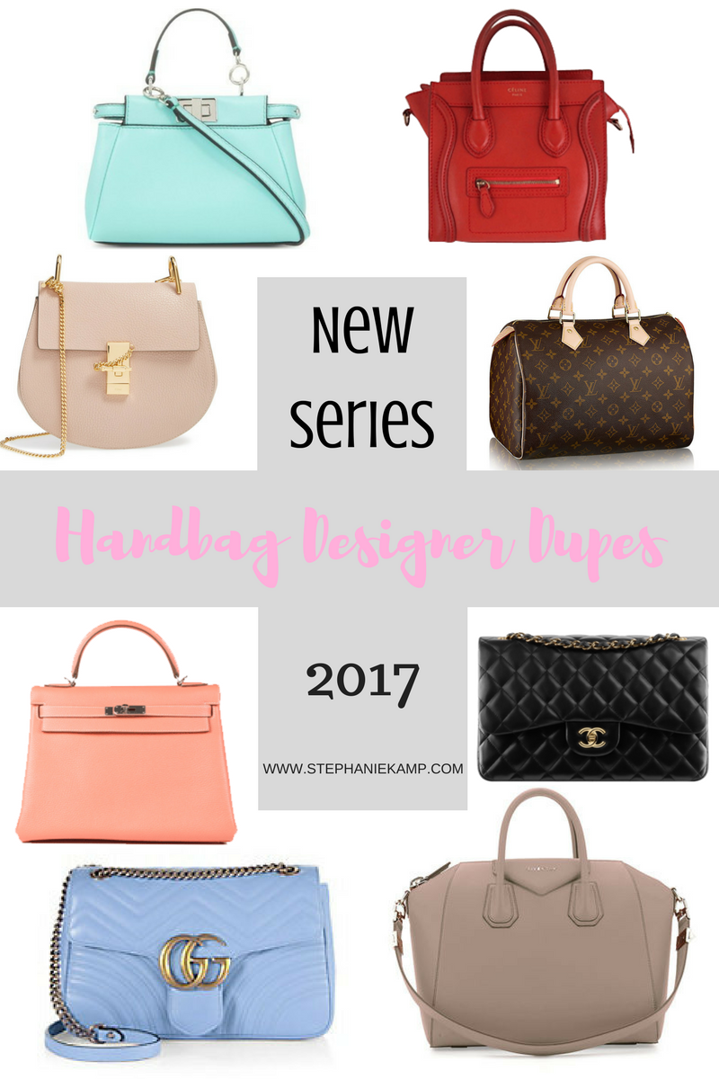 New Series: Handbag Designer Dupes