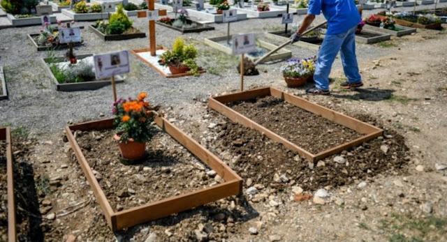 """السلطات الإيطالية تحقق في عملية دفن 17 مهاجر مغربي بطريقة""""سرية"""" خلال انتشار كورونا  باحدى مقابر شمال ايطاليا"""
