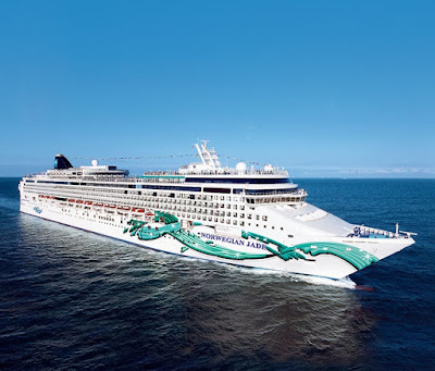 Norwegian Cruise Line's Norwegian Jade, Norwegian Escape, Norwegian Pearl, Norwegian Getaway Sail from New York On Select Voyages to Florida, Bahamas, Bermuda and Transatlantic