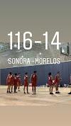 Sonora arranca aplastando rivales en el Nacional U14 2019