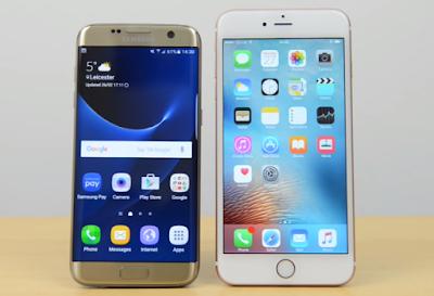 [Video] Setelah Kalah, Kini Galaxy S7 Adu Performa dengan iPhone 6s