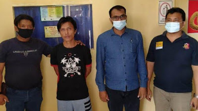 Setelah 4 Tahun, Pembunuh Janda Hamil Rasmi Ginting Akhirnya Ditangkap Polisi