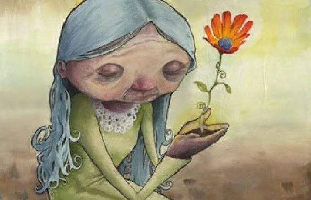 No te pongas triste por envejecer, es un privilegio que muchos no tienen