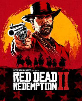 Red Dead Redemption 2 Cover picture