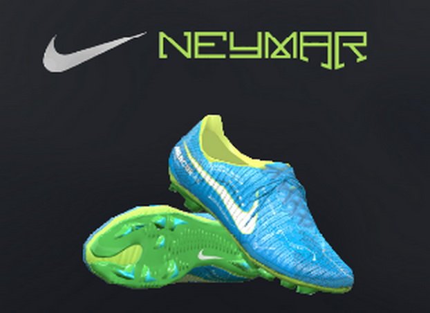 PES 2017 New Neymar Boots by T09