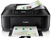 Canon Pixma MX392 Driver Download - Canon Printer