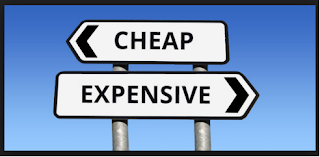 Internet Advertising Methods (Cheap vs Expensive)