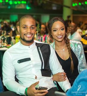 Alex Ekubo Proposes To Fancy His Girlfriend
