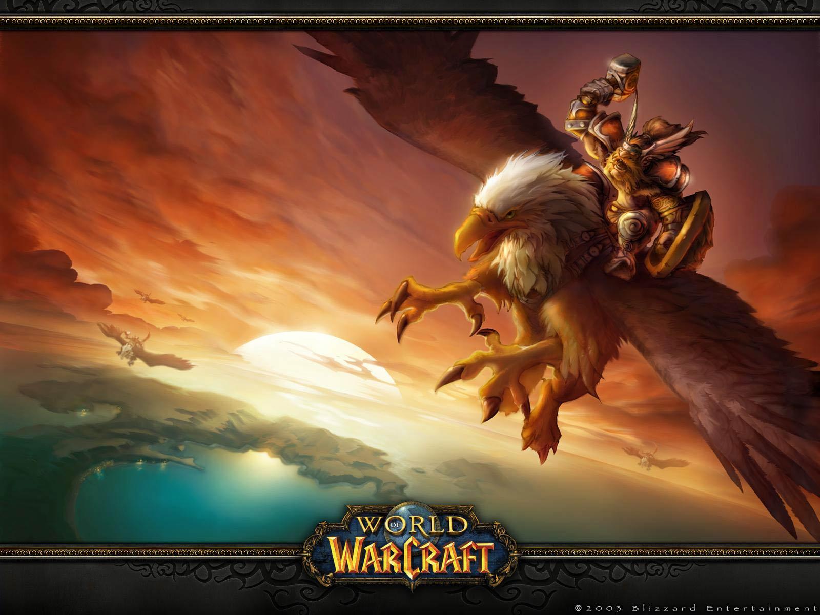 World Of Warcraft Desktop Wallpaper: Wallpaper Backgrounds: World Warcraft