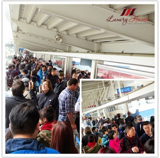 ngong ping cable car tickets queue
