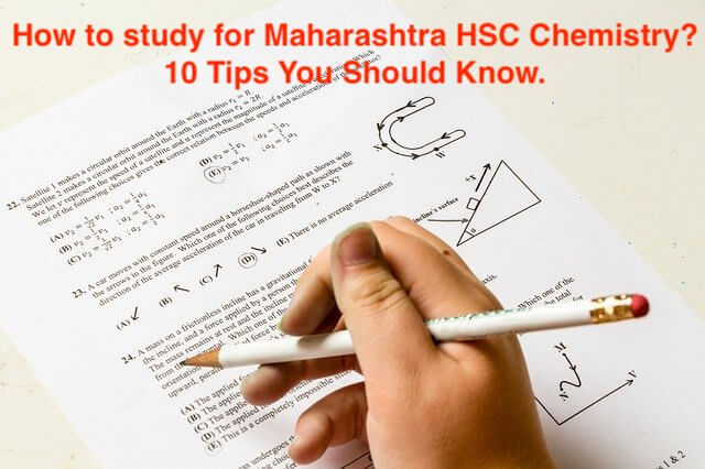 How to Study for Maharashtra Board HSC
