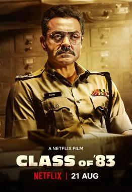 Download Class Of 83 (2020) Hindi Movie Web-DL || 480p [300MB] || 720p [1GB] || 1080p [3.1GB]
