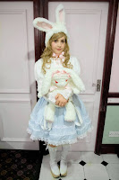 mintyfrills fashion valentine cute old school lolita pretty kawaii