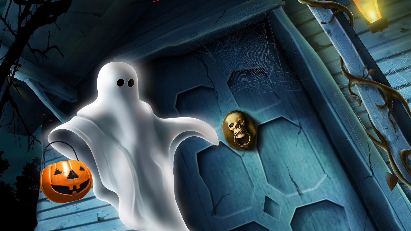 Top 25 halloween desktop wallpapers asianz club - Ghost wallpapers for desktop hd ...