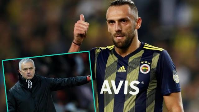 Mourinho wants Kosovo striker Vedat Muriqi at all costs