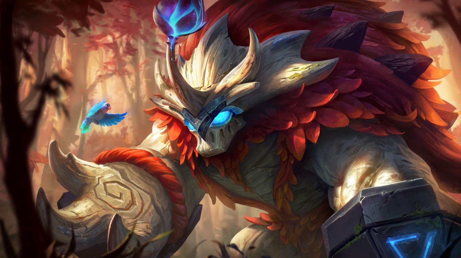 Wallpaper Belerick Tiger Claw's Skin Mobile Legends HD for PC
