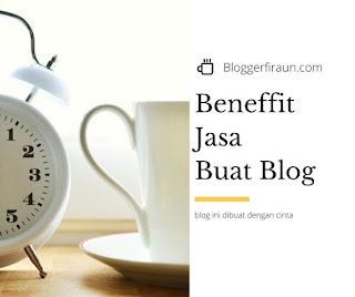 Manfaat menggunakan jasa pembuat blog untuk usaha