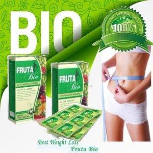 Obat Pelangsing Badan Fruta Bio Slim