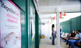 Casos de hepatites registram queda no Brasil em 2019