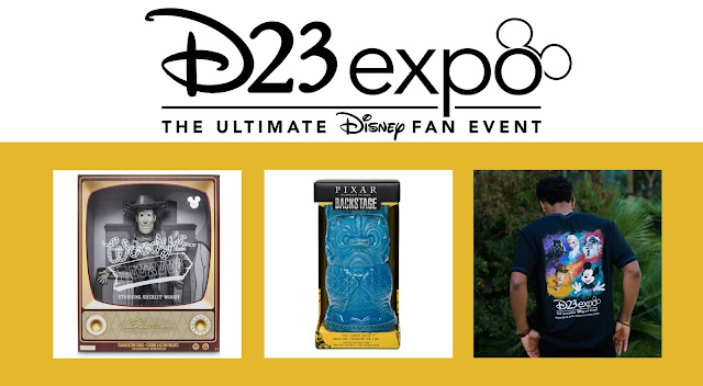 2019 D23 Expo Limited Edition Talking Woody, Jessie, Bullseye and Tiki Mug