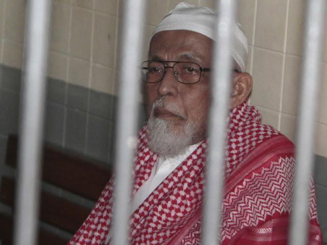 Kondisi Ustadz Abu Bakar Ba'asyir Memburuk, Keluarga Sayangkan Minimnya Layanan Kesehatan Lapas