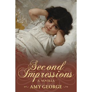 Book cover: Second Impressions by Amy George