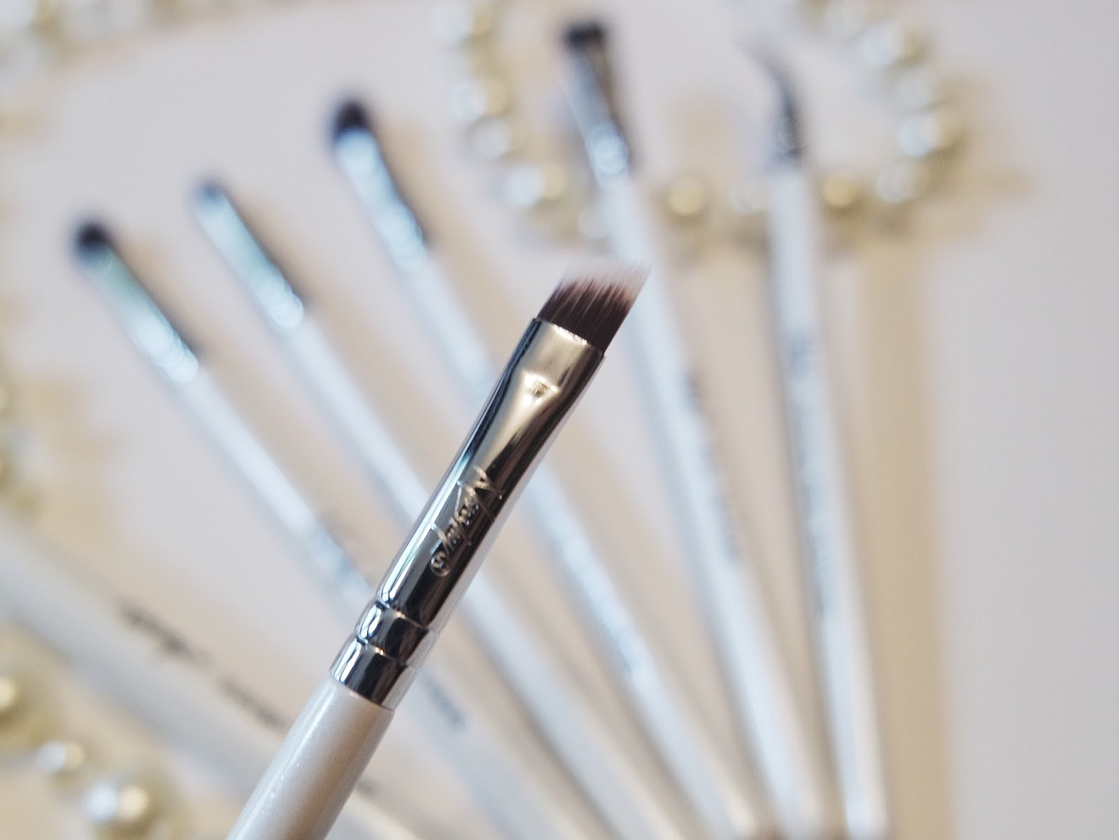 Nanshy Vegan Cruelty Free Makeup Brushes for Eyes