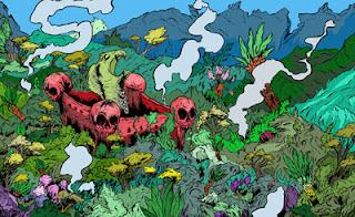 Dino Beasts - land