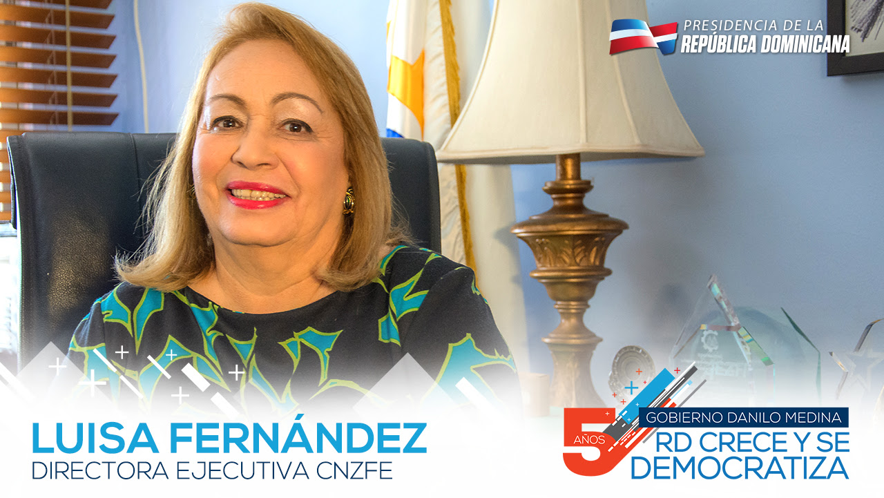 VIDEO: Luisa Fernandez, directora ejecutiva zona franca