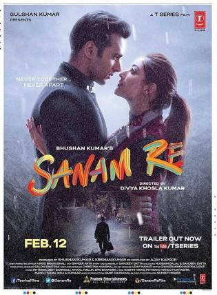 Sanam Re 2016 Hindi Movie Free Download 720p BluRay