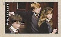 Selo Harry Potter, Ron Weasley e Hermione