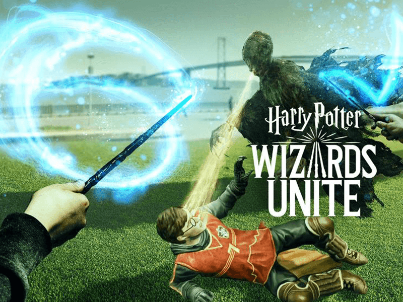 Harry Potter: Wizards Unite now available in the Philippines!