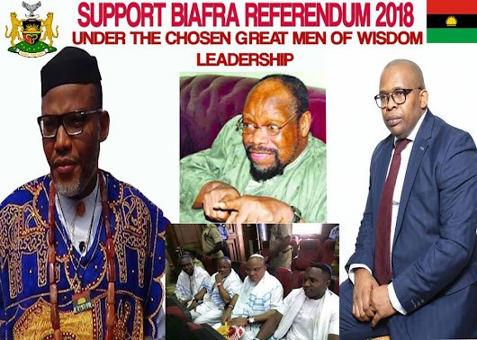 Biafra : Are The Leadership Of IPOB Under Mazi Nnamdi Kanu Getting It Right In His Absent ?