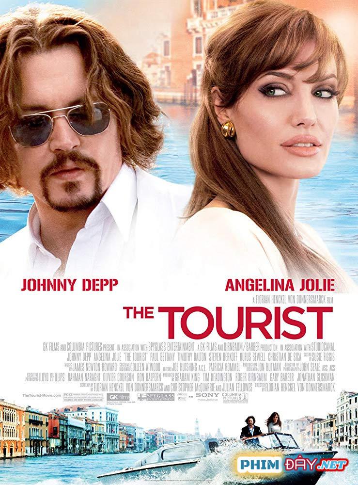 Du Khách Bí Ẩn - The Tourist (2010)