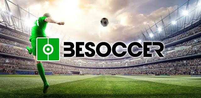 تحميل BeSoccer - Soccer Live Score  تطبيق شامل لنتائج وأخبار كرة القدم للاندرويد