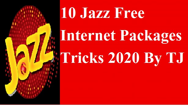 10+ Jazz Free Internet Packages 2020